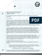Portland Bike Box Safety Letter to FHWA