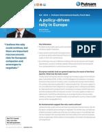 Putnam International Equity Fund Q&A Q3 2012