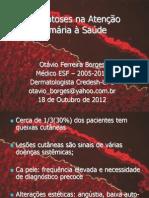 Dermatoses Atenção Primaria 2012