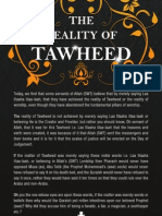reality of tawheed