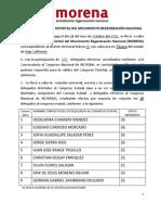 Acta Distrito 05
