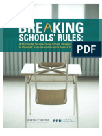 Breaking Schools Rules Report Final