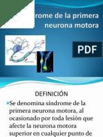 Sindrome motor ( piramidal) y motoneurona inferior