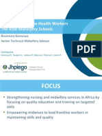 Preparing Frontline Health Workers