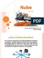 La Nube Informática