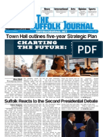 The Suffolk Journal 10/17/2012