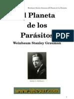 Weinbaum Stanley Grauman - El Planeta de los Parásitos