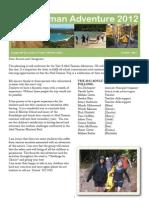 Abel Tasman Newsletter # 2
