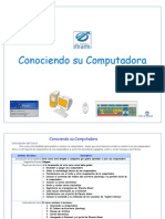 Getting to Know Your Computer-Spanish