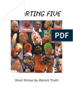 "FROG LIFE PRESENTS ""Starting Five"" by Patrick Trotti (Vol. 2 Oct 2012)"