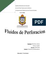 fluidos de perforacion, revestimiento,cementacion