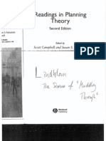 Charles E. Lindblom, 1959, The Science of 'Muddling Through', Readings in Planning Theory