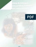 Las Fronteras de Antioquia