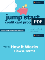 Jumpstart credit card processing (version 1)