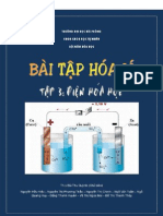 bài tập hóa lý 3 (điện hóa học - DHHP )