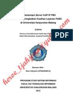 Server VoIP IP PBX