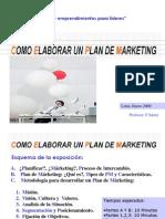 Plan de Marketing Fracisco Saenz