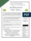 Specialist Oct 18 2012