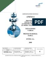 Anexo 4 Especificaciones Acometida de Energia Enero 2009