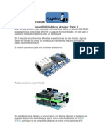 Tutorial Ethernet _arduino
