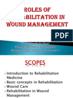 Roles of Rehab in Wound Care
