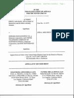 Brief of Plaintiffs-Appellants, Kirch v. Embarq Mgmt. Co., No. 11-3275 (10th Cir. Jan. 20 2012)