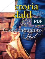 Close Enough to Touch by Victoria Dahl - Chapter Sampler