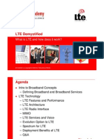 LTE Demystified