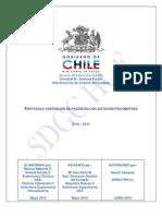 1 Protocolo de Contencion de Pacientes Con Agitacion Psicomotora