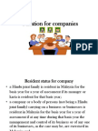 Taxation for Companies (1)