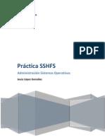 Practica SSHFS Administración Sistemas Operativos