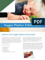 Huggies Playtime Activity ebook