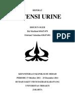 Referat Retensi Urine