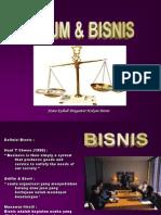 Hukum Bisnis 1