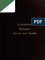 Sanskrit Verbs for Letters