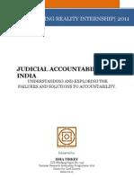 247 Judicial Accountablity in India Isha Tirkey