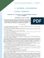 Déclaration d'utilité publique du contournement de Châtenois