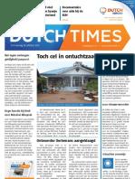Dutch Times 20121018