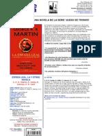 Dossier de Prensa - La Espada Leal