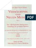 R.G. Hamer - Vermaechtnis einer neuen Medizin, Teil 1