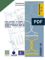 Guia de diseño de centro de Salud tomo III