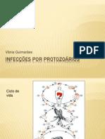 Infecções por protozoários