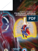 Management of Pulmonary Arterial Hypertension (PAH)