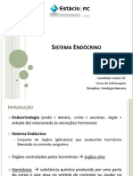 Unidade II - SISTEMA ENDÓCRINO - Aula 6 - Sistema Endócrino (2)