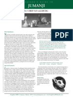 Jumanji Discussion Guide