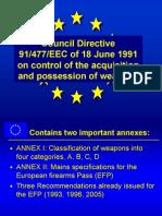 SC01EXP Firearms