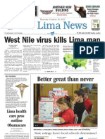 The Lima News - Oct. 18, 2012
