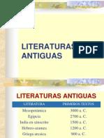 Literaturas Antiguas
