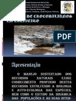 Manejo de Crocodilianos Em Cativeiro