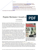Popular Mechanics' Assault on 911